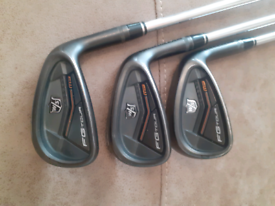 Wilson staff fg tour m3 forged irons