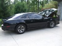 WANTED GONE 1985 TRANS-AM
