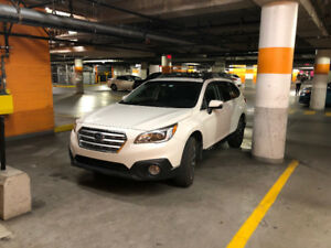 Subaru Outback 2016 Limited
