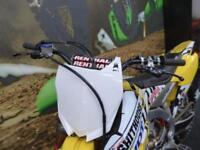 Yamaha YZF 450 Motocross Bike
