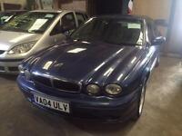 2004 Jaguar X Type 2.0d Classic 4dr 4 door Saloon