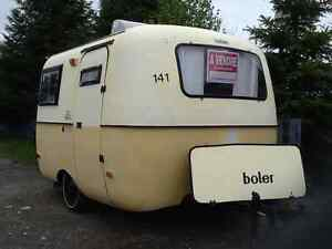Roulotte Boler 1978