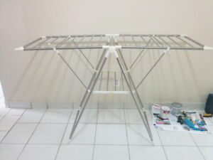 Heavy duty Stainless Steel drying  rack in excellent condition