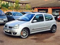 RENAULT CLIO SPORT 182 MINT CAR LOW MILES VERY RARE NOW 1895