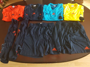Soccer Referee Uniforms for Sale - Full Sets, Size XL