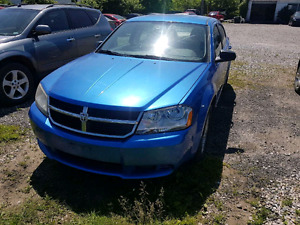 2008 Dodge Avenger certified and etested