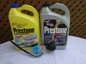 Prestone Antifreeze and tester Cornwall Ontario image 1