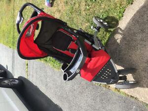 Saferty first stroller