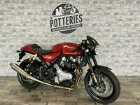 Brand New Norton Commando 961 Cafe Racer *Unregistered and STUNNING!*