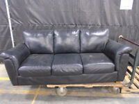 Black leather couch London Ontario Preview