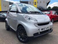 2007 Smart ForTwo Passion 1.0 Petrol AutoClutch / Auto ** Low Mileage ** £30 Tax
