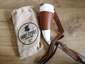Official Goat Story travel coffee mug