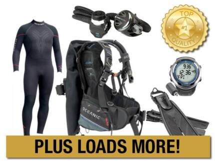 Scuba Diving Gear - GREAT VALUE