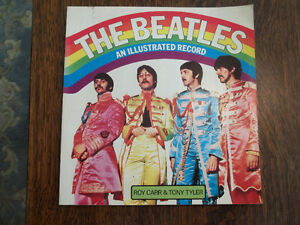 THE BEATLES: AN ILLUSTRATED RECORD