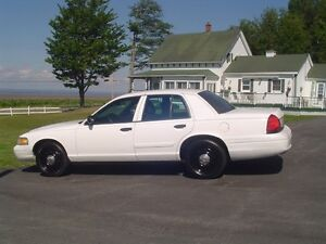 "2011 CROWN VIC ""INTERCEPTOR"""