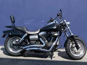 2013 HARLEY-DAVIDSON DYNA FAT BOB Cannington Canning Area Preview