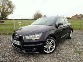 2012/12 Audi A1 1.6TDI ( 105ps ) S Line