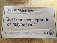BT Vision + TV Box