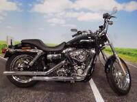 Harley Davidson super glide custom 2014