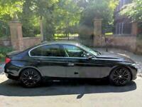 13 PLATE BMW 320d LUXURY DIESEL 77,355 MILES M PERFORMANCE SAT NAV 18'' ALLOYS