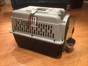 Airline certified pet carrier
