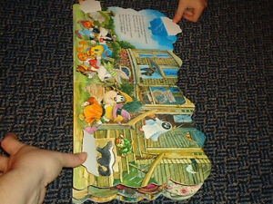 Baby Looney Tunes Visit a Haunted House Board book Lift The Flap Kingston Kingston Area image 4