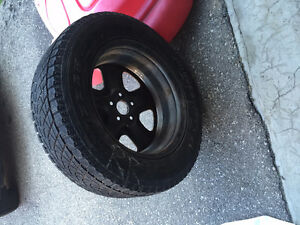 Snow tires Bridgestone Blizzard for Toyota Rav4 (Qty:4)