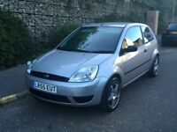 Ford Fiesta 1.2 5 speed manual runs and drives perfect full service history