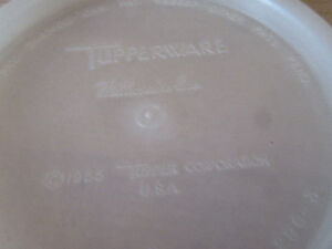 VINTAGE TUPPERWARE COLLECTIBLE PIECE FROM 1955, SCRUBBER Stratford Kitchener Area image 5