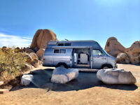 1983 Dodge 250b Kitted Out Campervan