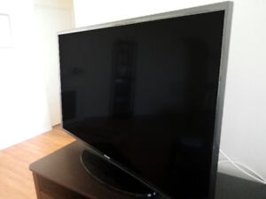 "SAMSUNG 46""  FHD Smart LED TV Like new Must sell"