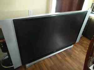 Rear projection tvs