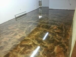 Epoxy and Performance Floor Coating Design and Installation London Ontario image 5