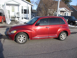 2004 Chrysler PT Cruiser limited édition Berline