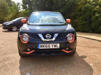 Nissan Juke 1.2 engine ( Xenons ) 2015 N-Connecta 18K miles nissan juke