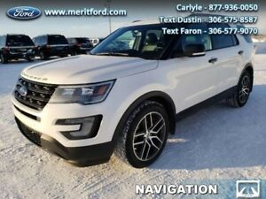 2016 Ford Explorer Sport  - One owner - Local