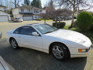 Collector Classic Car -1990 Nissan 300ZX Hatchback