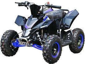 NEW KIDS 49CC SX MODEL KIDS QUAD BIKE FREE UK DELIVERY