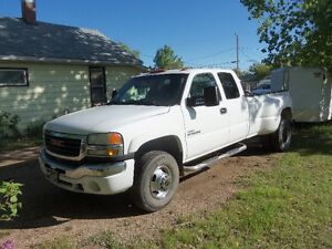 2007 GMC Sierra 3500 extended cab Other
