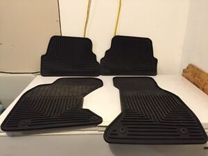 Audi Winter Floor Mats - lowered price