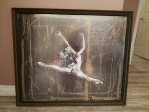 Ballerina Painting For Sale