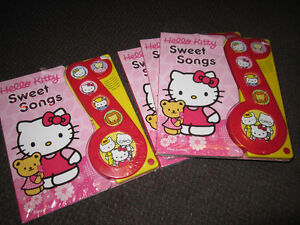 Hello Kitty Sweet Songs Play-a-Sound [Board book] - NEW - $5.00 Kitchener / Waterloo Kitchener Area image 2