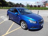 Chevrolet Cruze 1.8 2012 33,774 miles