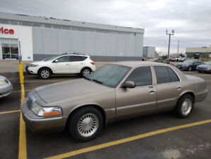 2004 Grand Marquis CERTIFIED