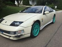 300zx twin turbo for sale or trade!