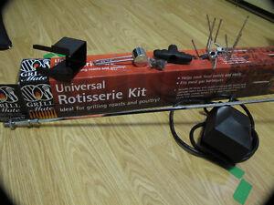 Universal Rotiserie Kit