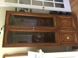 2 cabinets price for both. $100.00 reduced