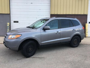 2008 Hyundai Santa Fe SUV CLEAN SAFETIED