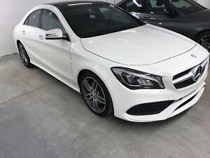 2017 Mercedes-Benz CLA 250 4MATIC DEMO / $519 Lease