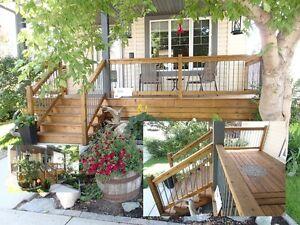 Deck Building services